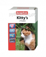 Beaphar Kitty's + Protein (180...