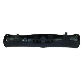 Чехол на оптику регулируемый, неопреновый XL 35см