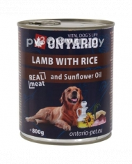 Ontario Lamb with Rice and Sun...