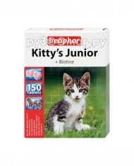 Beaphar Kitty's Junior (150 шт...