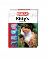 Beaphar Kitty's + Protein (75 ...